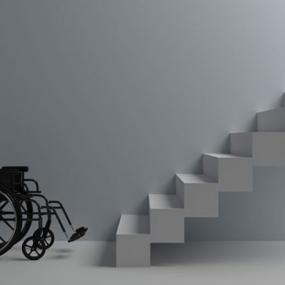 Locali pubblici discriminano i disabili