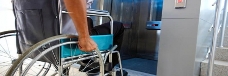 Ascensore disabili versus vincoli paesaggistici
