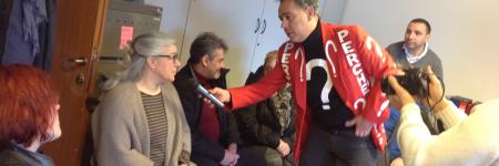 Striscia la Notizia a Udine: l'Odissea dei disabili motori